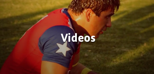 Chile Rugby Videos