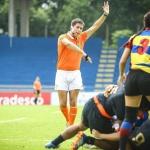 Referato nacional vuelve al Sudamericano A después de 4 años