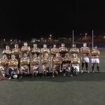 Primer partido oficial de Rugby jugado en Tocopilla