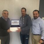 Staff de selecciones recibe primer apoyo de Club Cóndores para análisis de video