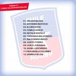 12 jugadoras participarán del torneo internacional Valentín Martínez