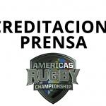 Acreditaciones de Medios de Comunicación para partido Chile vs USA