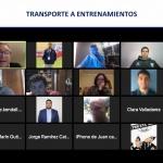 ASOCIACIONES SE CAPACITAN EN EL PROTOCOLO RETORNO SEGURO